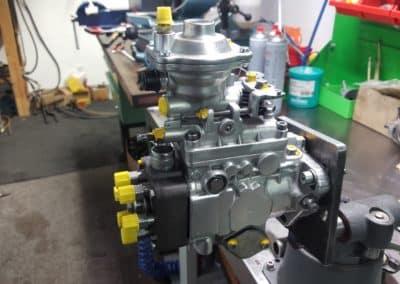 Révision de pompe VE Bosch