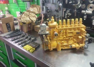Révision de pompe en ligne Bosch