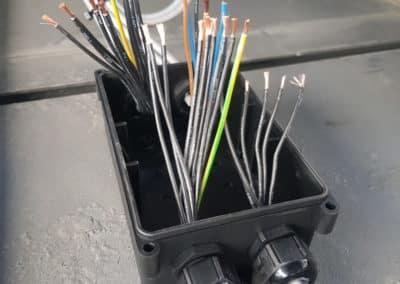 Réparation de câblage